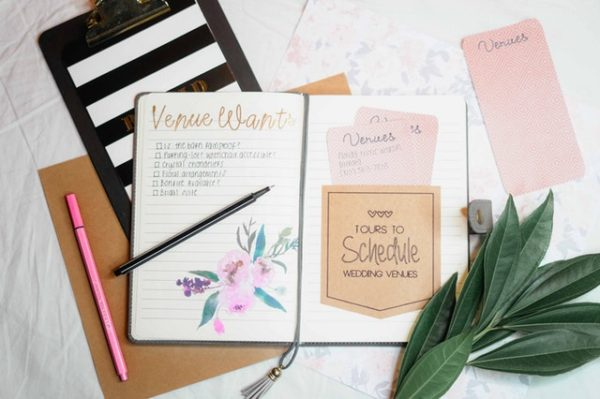 What Does a Wedding Planner Actually Do? Photo by Natasha Fernandez