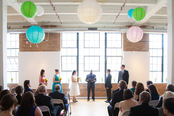 "This is your wedding party's actual job: stand next to you! © <a href=""http://www.adophotographic.com/"">Austin Oie Photography</a>"